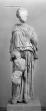 Arachne - Individual object 56424: Statue der Prokne aus der