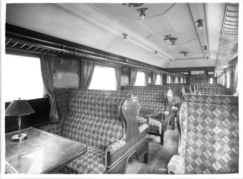 SB4ü-28 Nr. 24 508 Salonwagen 2. Klasse Foto: Westwaggon Link: RWWA